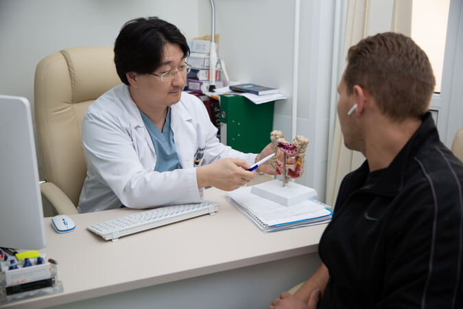 лечение геморроя в москве клиники